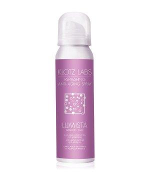 KLOTZ LABS Lumista Refreshing Anti-Aging-Spray Gesichtsspray für Damen und Herren