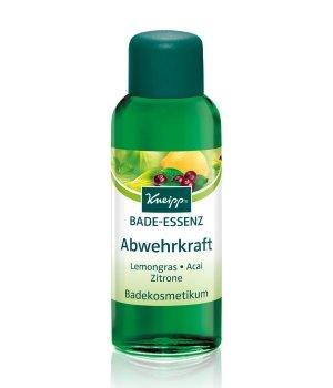 Kneipp Abwehrkraft Lemongras - Acai - Zitrone Badeöl für Damen und Herren