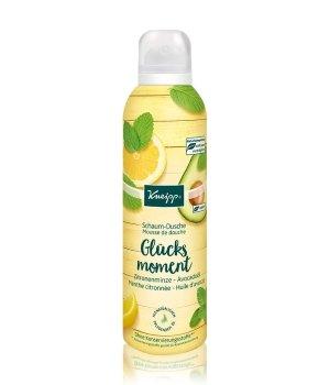 Kneipp Glücksmoment Zitronenminze - Avocadoöl Duschschaum für Damen und Herren
