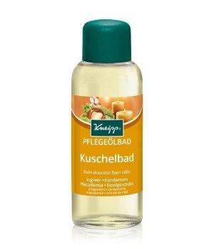 Kneipp Kuschelbad Ingwer - Kardamom - Macadamia - Honigextrakt Badeöl für Damen und Herren