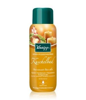 Kneipp Kuschelbad Ingwer - Kardamom - Macadamia - Honigextrakt Badeschaum für Damen und Herren