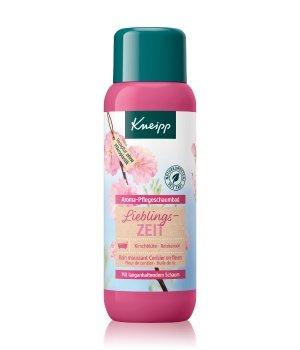 Kneipp Lieblingszeit Kirschblüte - Reiskeimöl Badeschaum für Damen und Herren
