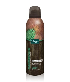 Kneipp Männersache Zedernholz - Jojobaöl Duschschaum für Herren