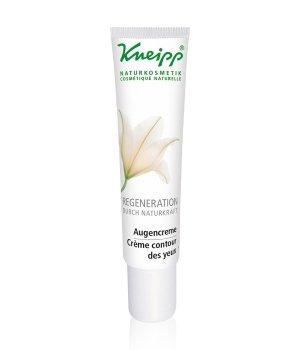 Kneipp Regeneration mildert Fältchen und glättet Augencreme für Damen