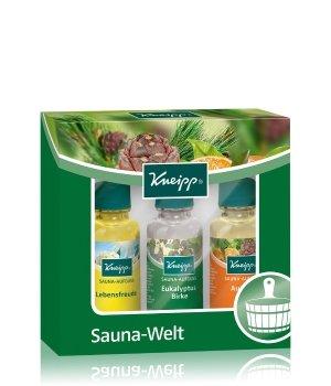 Kneipp Sauna-Welt  Körperpflegeset für Damen und Herren