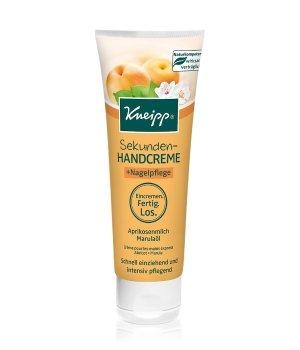 Kneipp Sekunden-Handcreme Aprikosenmilch - Marulaöl Handcreme für Damen und Herren