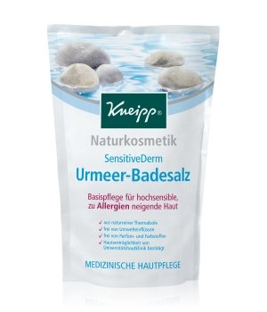 Kneipp SensitiveDerm Urmeer-Badesalz Badesalz für Damen und Herren