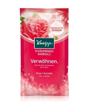 Kneipp Verwöhnen Rose - Kamelie Badesalz für Damen und Herren