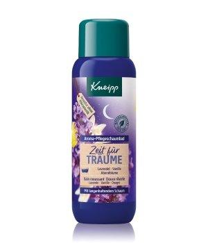 Kneipp Zeit für Träume Lavendel - Vanille - Abendblume Badeschaum für Damen und Herren