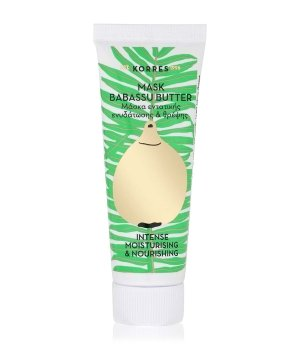 Korres Beauty Shots Babassu Butter Gesichtsmaske für Damen und Herren