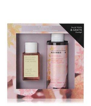 Korres Bellflower Tangerine & Pink Pepper Duftset für Damen