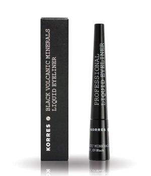 Korres Black Volcanic Minerals Professional Eyeliner für Damen