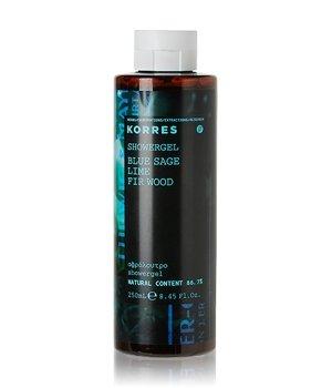 Korres Blue Sage Lime & Fir Wood Duschgel für Herren