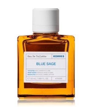 Korres Blue Sage  Eau de Toilette für Herren