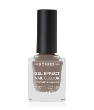 Korres Gel Effect  Nagellack 11 ml Nr. 95 - Stone Grey