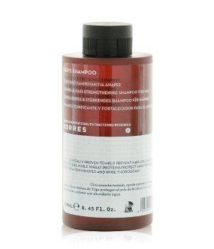 Korres Magnesium & Wheat proteins  Haarshampoo für Herren