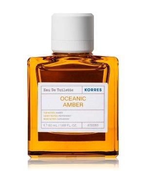 Korres Oceanic Amber  Eau de Toilette für Herren