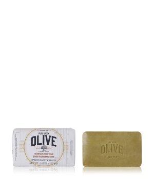 Korres Pure Greek Olive Cedar Stückseife 125 g