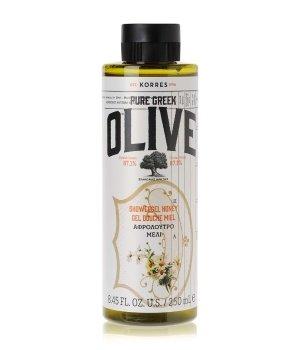 Korres Pure Greek Olive Honey Duschgel für Damen und Herren