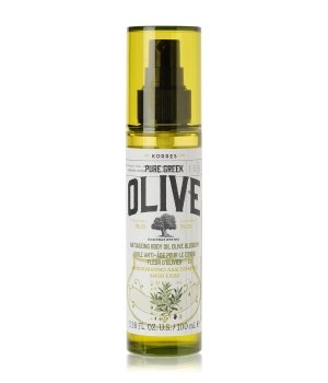 Korres Pure Greek Olive Olive Blossom Körperöl für Damen und Herren