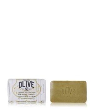 Korres Pure Greek Olive Olive Blossom Stückseife 125 g