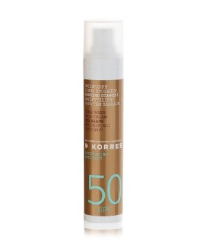 Korres Red Grape SPF 50 - Anti-Dark-Spot Gesicht Sonnencreme für Damen und Herren