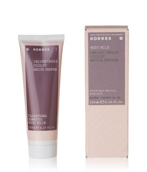 Korres Velvet Orris Violet & White Pepper Bodylotion für Damen