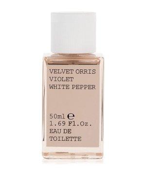 Korres Velvet Orris Violet & White Pepper Eau de Toilette für Damen
