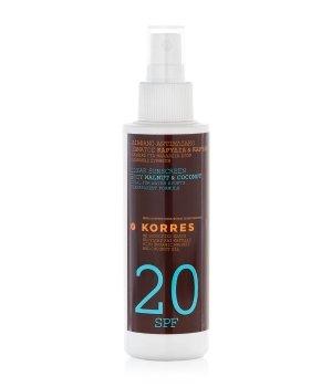 Korres Walnut & Coconut Sonnenspray SPF 20 Sonnenspray für Damen und Herren
