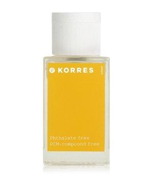 Korres White Tea Bergamot & Freesia Eau de Toilette für Damen
