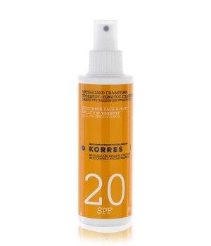 Korres Yoghurt SPF 20 Sonnenlotion für Damen und Herren