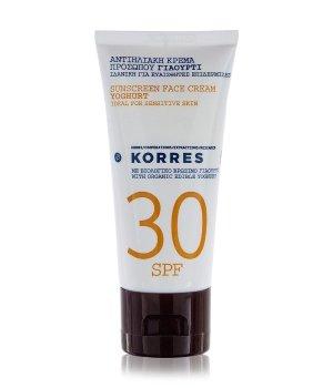 Korres Yoghurt SPF 30 Sonnencreme für Damen und Herren