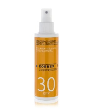 Korres Yoghurt SPF 30 Sonnenlotion für Damen und Herren