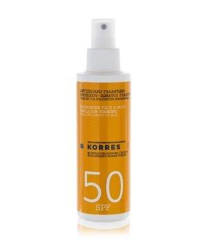 Korres Yoghurt Spf 50 Sonnenlotion für Damen und Herren