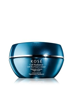 Kosé Rice Power Extract Replenish & Renew Nachtcreme für Damen