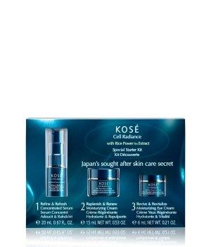 Kosé Rice Power Extract Special Starter Kit Gesichtspflegeset für Damen