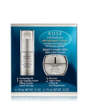 Kosé Soja Repair Cocktail Premium Anti-Aging Kit Gesichtspflegeset für Damen
