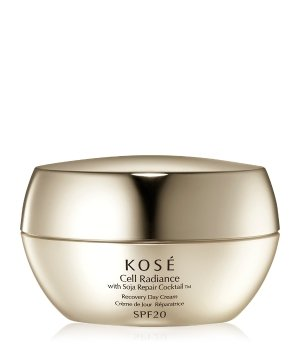 Kosé Soja Repair Cocktail Recovery Day Cream SPF 20 Gesichtscreme für Damen