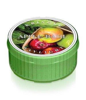 Kringle Candle Apple Basil  Duftkerze für Damen und Herren