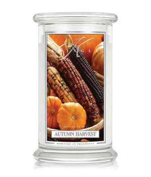 Kringle Candle Autumn Harvest  Duftkerze für Damen und Herren