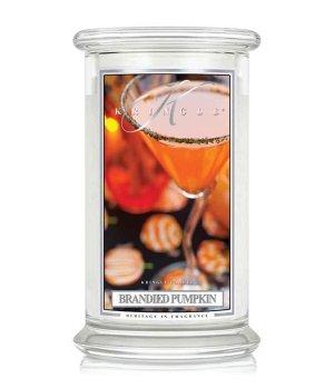 Kringle Candle Brandied Pumpkin  Duftkerze für Damen und Herren