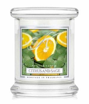 Kringle Candle Citrus and Sage  Duftkerze für Damen und Herren