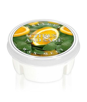 Kringle Candle Citrus and Sage Wax Melt Duftkerze für Damen und Herren