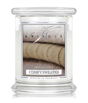 Kringle Candle Comfy Sweater  Duftkerze für Damen und Herren