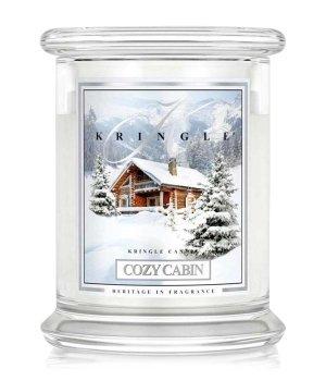 Kringle Candle Cozy Cabin  Duftkerze für Damen und Herren