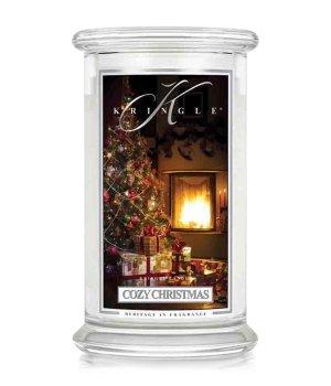 Kringle Candle Cozy Christmas  Duftkerze für Damen und Herren
