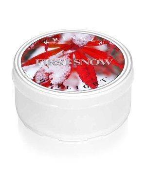 Kringle Candle First Snow  Duftkerze für Damen und Herren