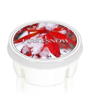 Kringle Candle First Snow Wax Melt Duftkerze für Damen und Herren