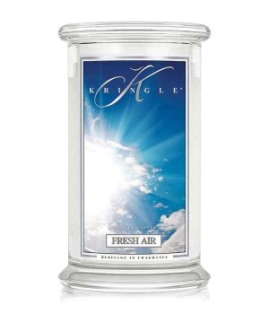 Kringle Candle Fresh Air  Duftkerze für Damen und Herren