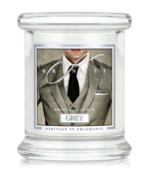 Kringle Candle Grey Duftkerze